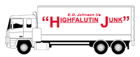 E.O. Johnson, t/a Highfalutin Junk